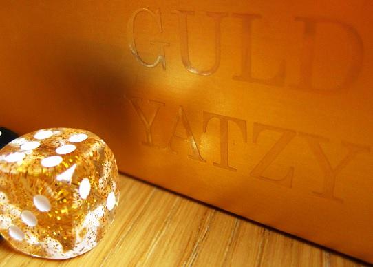 Guldyatzy – Yatzy med guldkant