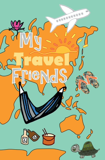 Ännu en ny bok – My Travel Friends